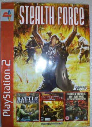 PlayStation 2 игри 4в2 sniper elite