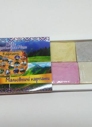 Набор натурального мыла ручной работы