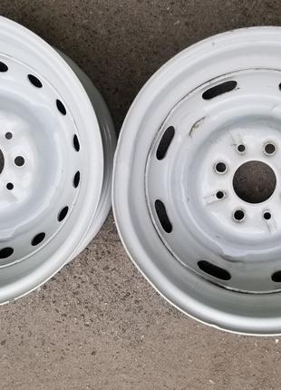 Автомобильные железные диски на Жигули R13