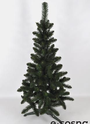 Искусственная елка Европейская 150 см зеленая