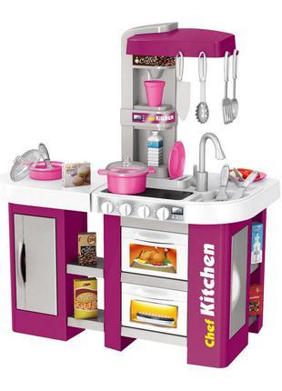 Детская игровая кухня Kitchen Chef 922 47 с холодильником и водой