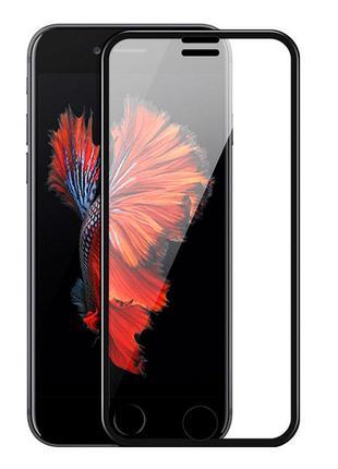 Защитное стекло Hoco для Apple iPhone 7 Plus/8 Plus Black