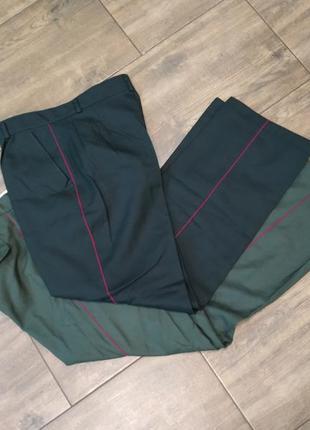 Штаны брюки офицерские парадные повседневные,  р.54, рост 4