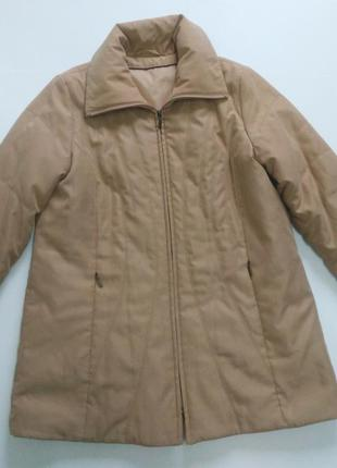 Женская куртка весна осень размер 42