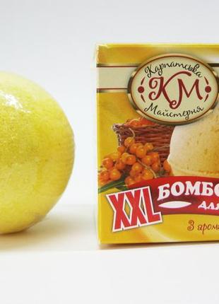 Бомбочки, шарики для ванны облипиха xxl