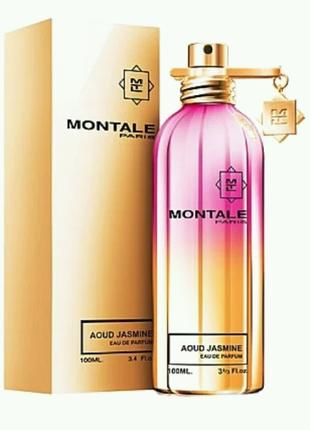 Парфюмированная вода Montale Aoud Jasmine 100ml унисекс
