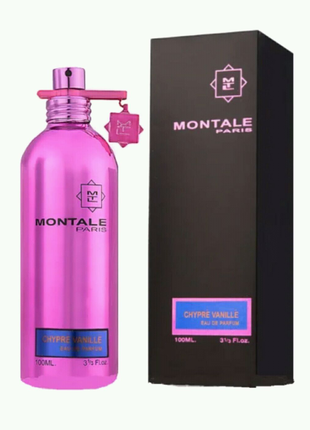 Парфюмированная вода Montale Chypre Vanille (Шипровая Ваниль) уни