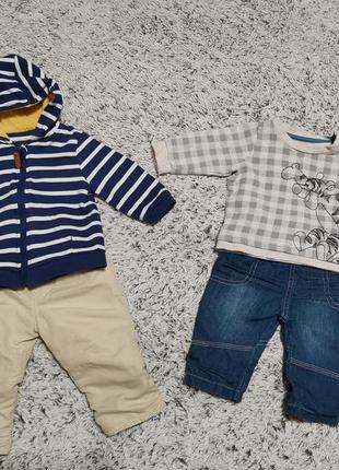Костюм, комплект на мальчика 3-6 месяцев