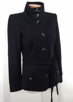 Кашемировое пальто vero moda размер s