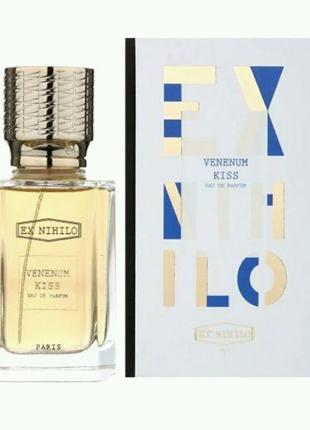 Унисекс парфюмированная вода Ex Nihilo Venenum Kiss, 100 мл