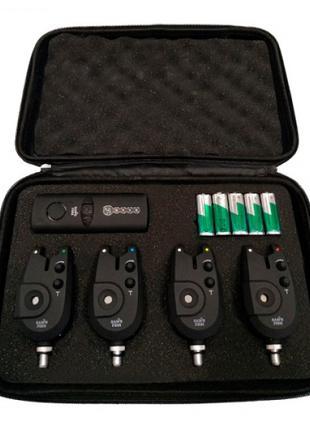 Набор сигнализаторов в кейсе (с пейджером) 4+1 SF23916
