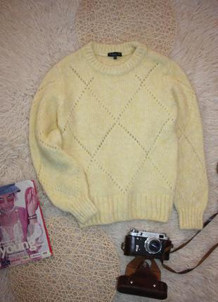 Красивый свитер оверсайз, новый