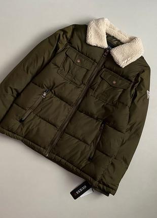 Новая крутая брендовая   куртка из США Guess