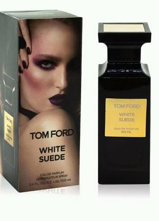 Парфюмерная вода Tom Ford White Suede, 100 мл