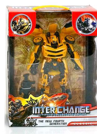 """Робот-трансформер """"Бамблби"""""""