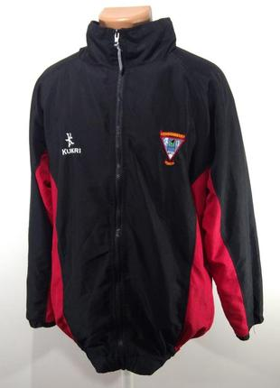 Мужская ветровка - спортивная куртка размер l, батал