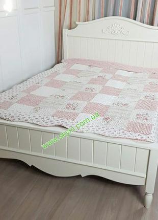 Деревянная кровать Каролина Прованс стиль