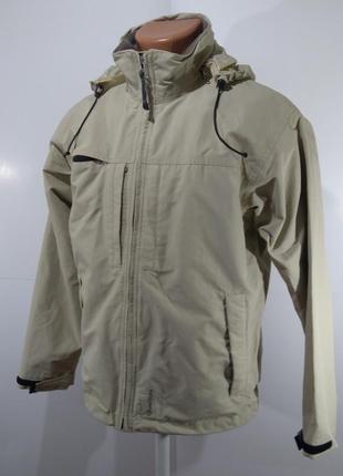Куртка спортивная мужская размер s \ ветровка