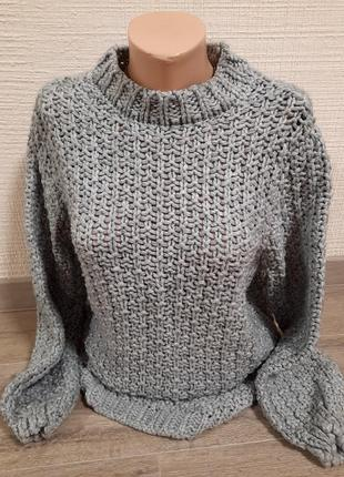 Mango casual свитер