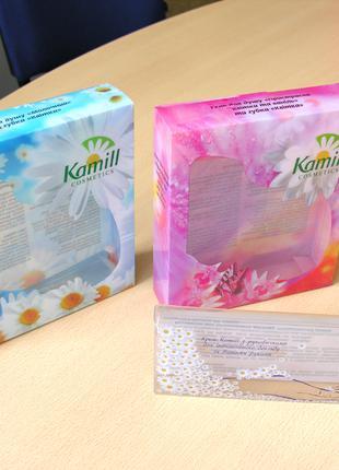 Изготовление упаковки из пластика и металлизированного картона
