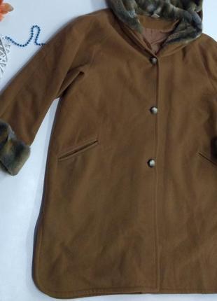 Пальто большого размера 60-62