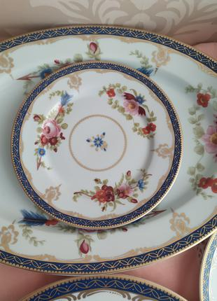Столовый сервиз фарфор The Royal Wedding на 6 персон 19 предметов
