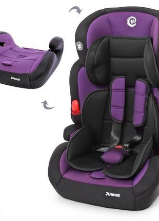 Автокресло El Camino ME-1008-Purple