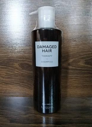 Шампунь для поврежденных и ослабленных волос Missha Damaged