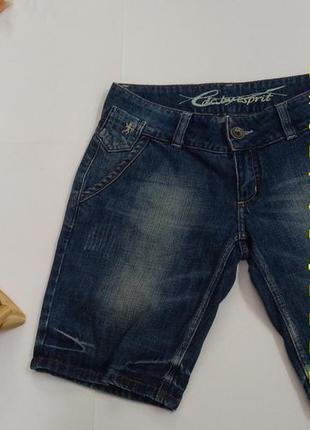 Шорты джинсовые женские размер 36