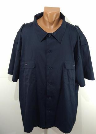 Очень большая мужская рубашка