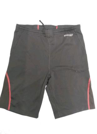 Спортивные шорты для мальчика 7-9 лет