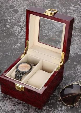 Органайзер шкатулка для часов