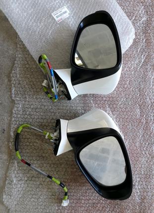 lexus ct200h зеркало боковое правое