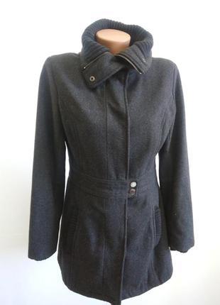 Пальто кашемировое весна - осень размер 42