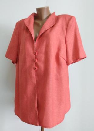 Блуза женская размер 54 батал