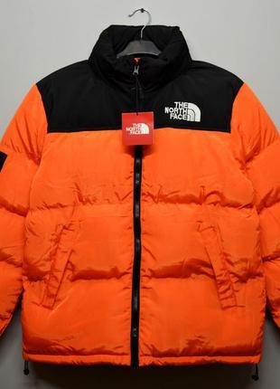 Зимняя куртка пуховик the north face supreme