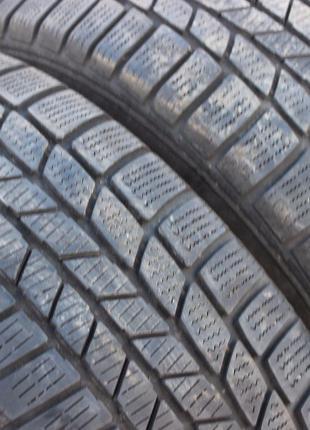 205-60 -R16 CONTINENTAL WINTER зимняя резина шины 2штуки GERMANY