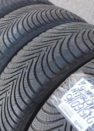 215-55\60 -R16 MICHELIN ALPIN-5 зимние шины комплект GERMANY 2016