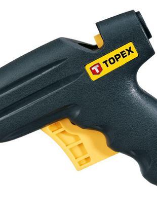 Пистолет клеевой Topex - 200 Вт, 12 г/мин