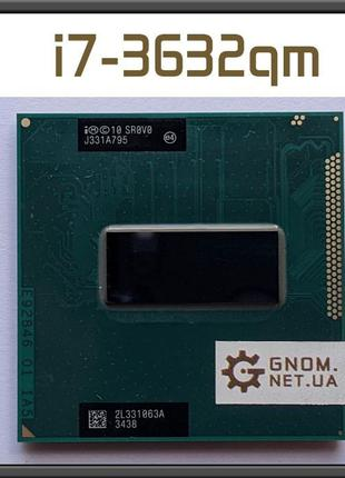 Процессор Intel Core i7-3632qm 3gen ноутбук 2,2-3,2Ghz Socket ...