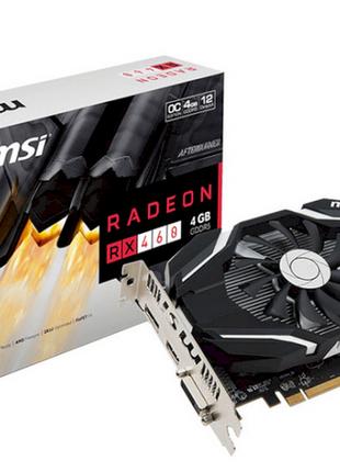 Видеоадаптер ( Видеокарта ) MSI RX 460  4Gb GDDR5  PCI-Ex