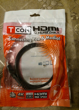 Кабель HDMI to HDMI