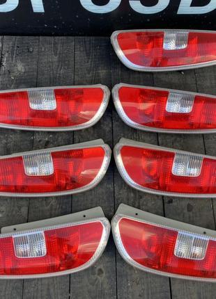 Задні фанарі стопи Румстер задние фонари стопы Skoda Roomster
