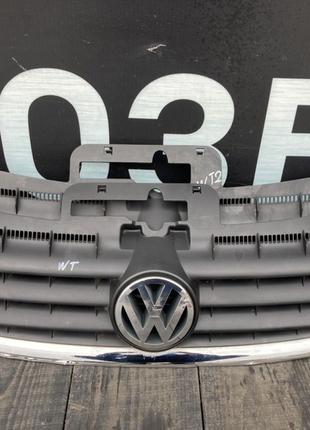 Решетка радиатора Тоуран решітка радіатора Volkswagen решетка ...