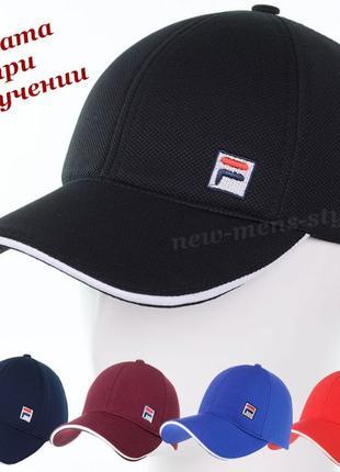 Мужская (унисекс) женская спортивная кепка бейсболка блайзер F...
