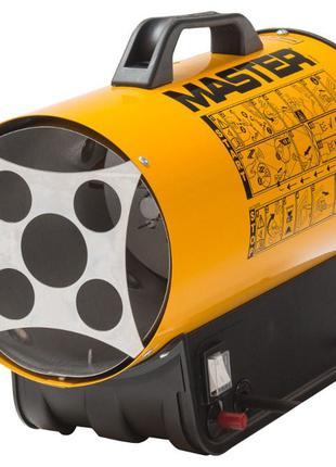 Качественная тепловая газовая пушка (Мастер) MASTER на 15кВт.