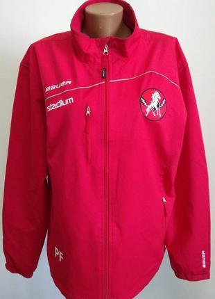 Женская спортивная куртка \ ветровка размер l