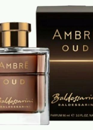 Мужская парфюмерная вода Baldessarini Ambre Oud, 90 мл