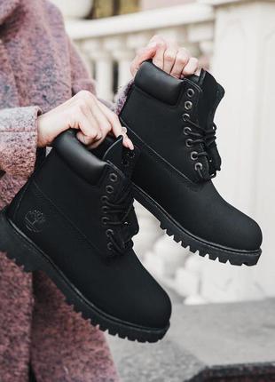Timberland термо 🍏 женские мужские ботинки тимберленд