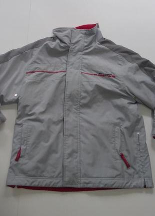 Двухсторонняя детская куртка весна - осень